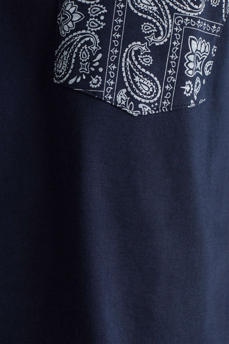T-Shirts, NAVY 4, detail image number 4