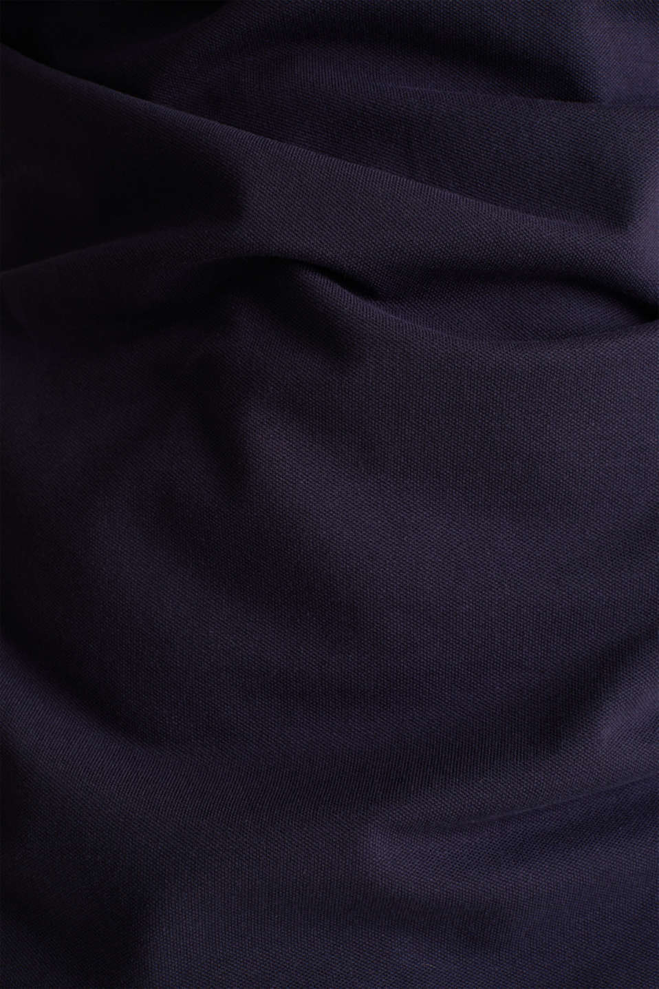 Piqué polo shirt with COOLMAX®, NAVY, detail image number 4