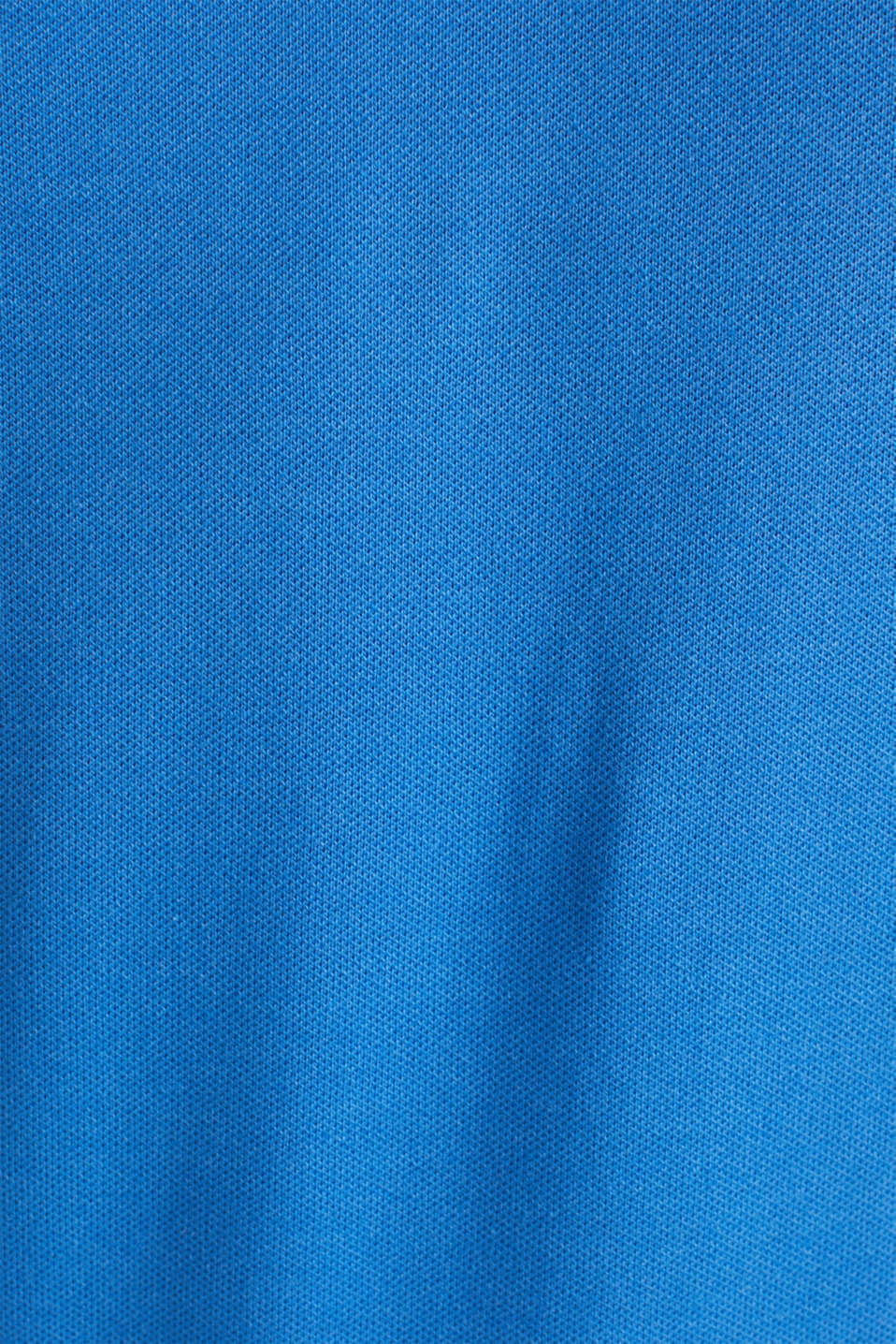 Piqué polo shirt with COOLMAX®, BLUE 2, detail image number 5