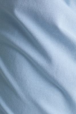 Piqué polo shirt with COOLMAX®, LIGHT BLUE, detail