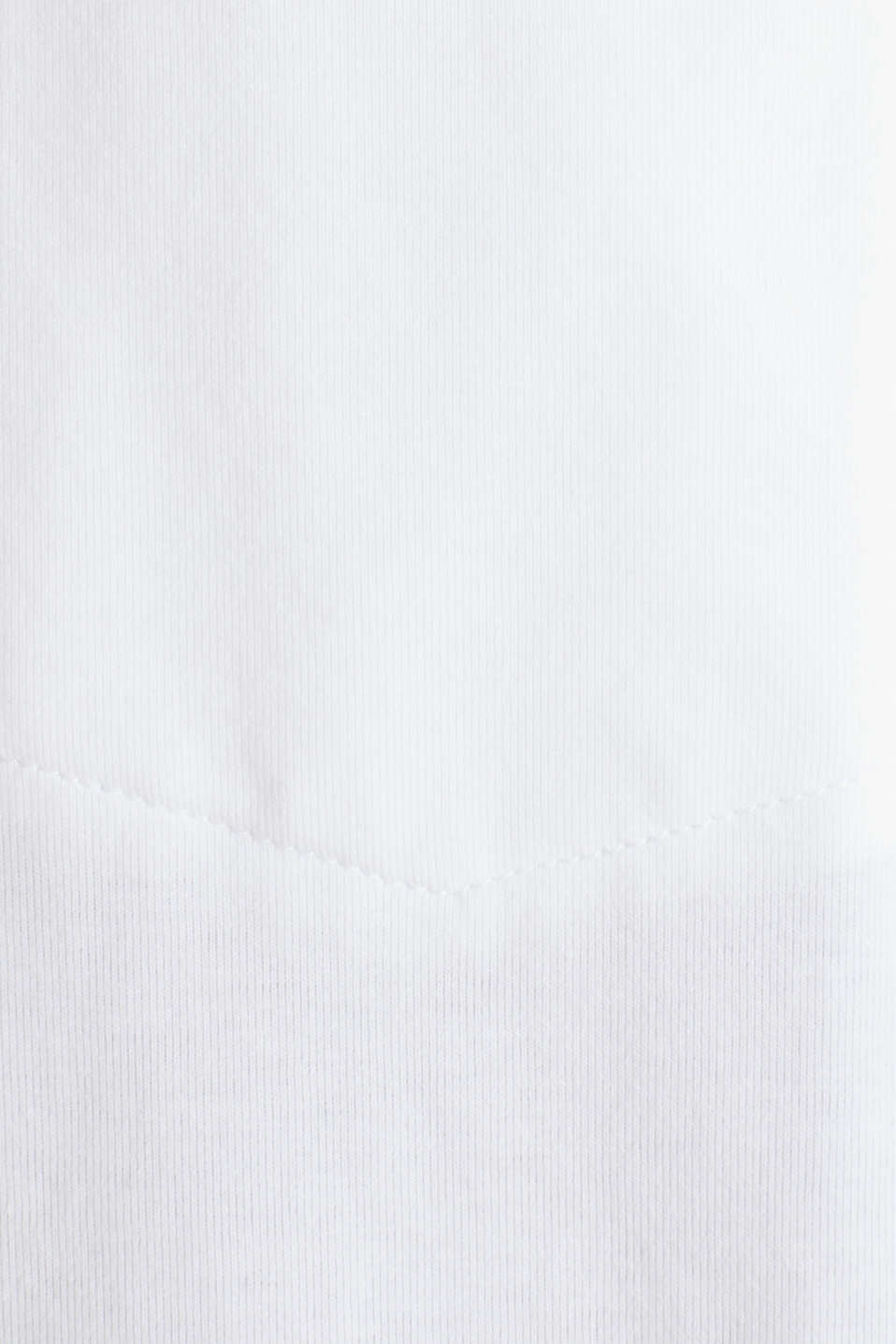Jersey T-shirt with a pocket and COOLMAX®, WHITE, detail image number 4