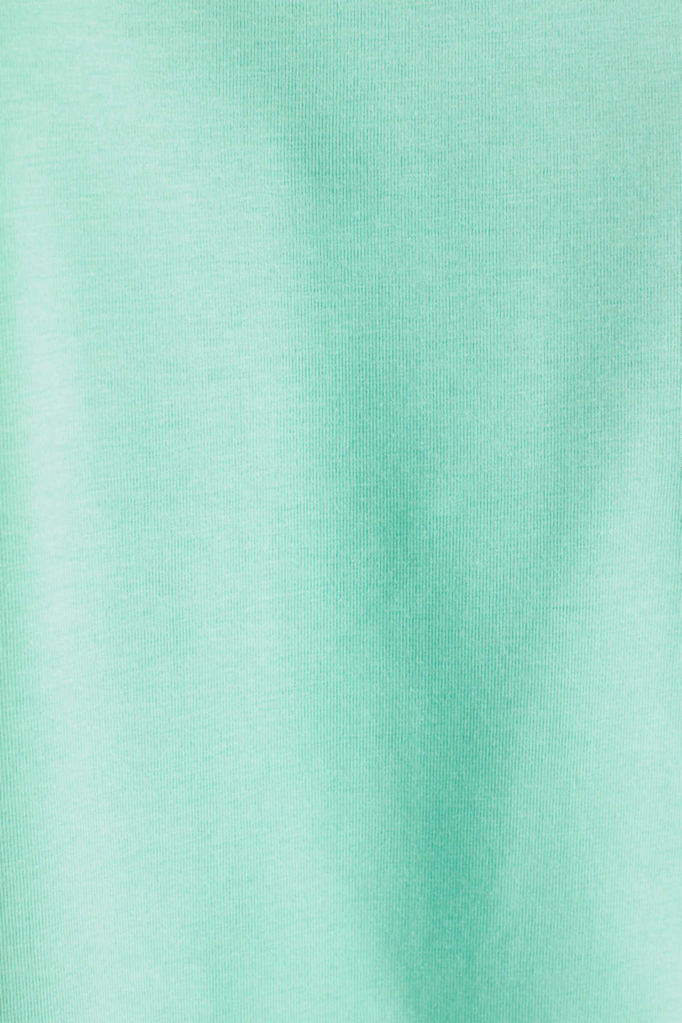 Jersey T-shirt with a pocket and COOLMAX®, LIGHT GREEN, detail image number 4