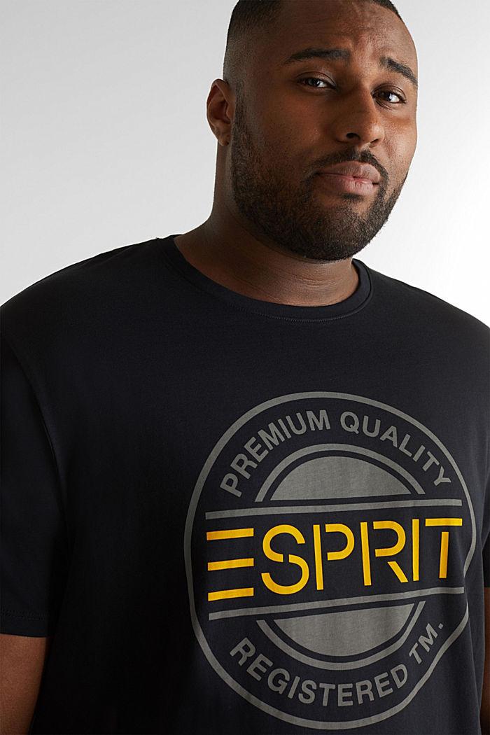 2er-Pack Jersey-Shirts aus 100% Baumwolle, BLACK, detail image number 3