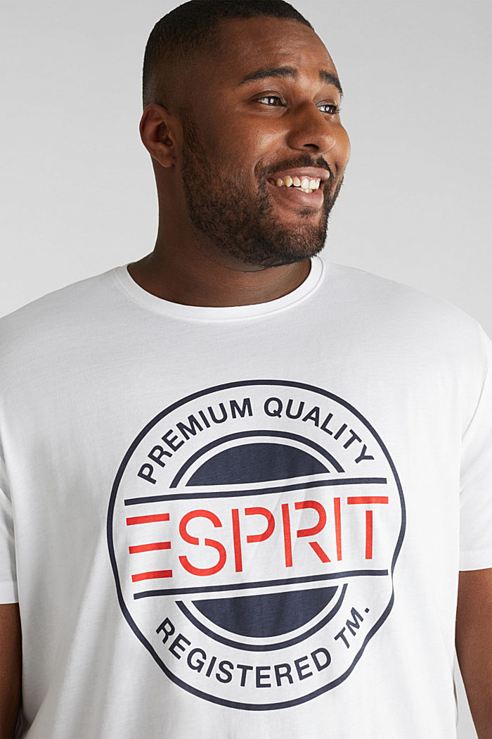 2er-Pack Jersey-Shirts aus 100% Baumwolle, WHITE, detail image number 3