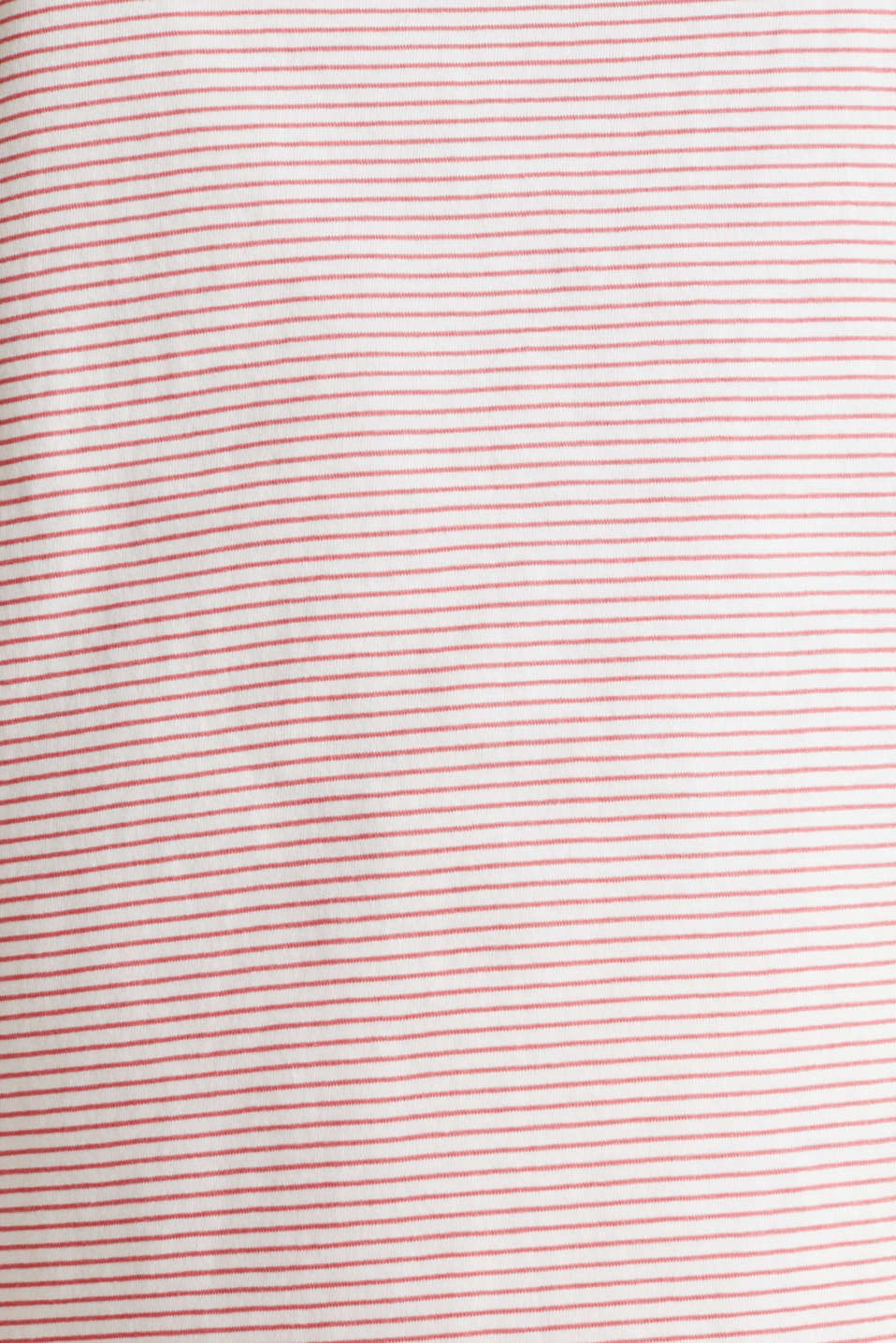 Jersey pyjamas in 100% cotton, OFF WHITE, detail image number 3