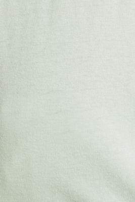 Jersey pyjamas in 100% cotton, LIGHT AQUA GREEN, detail