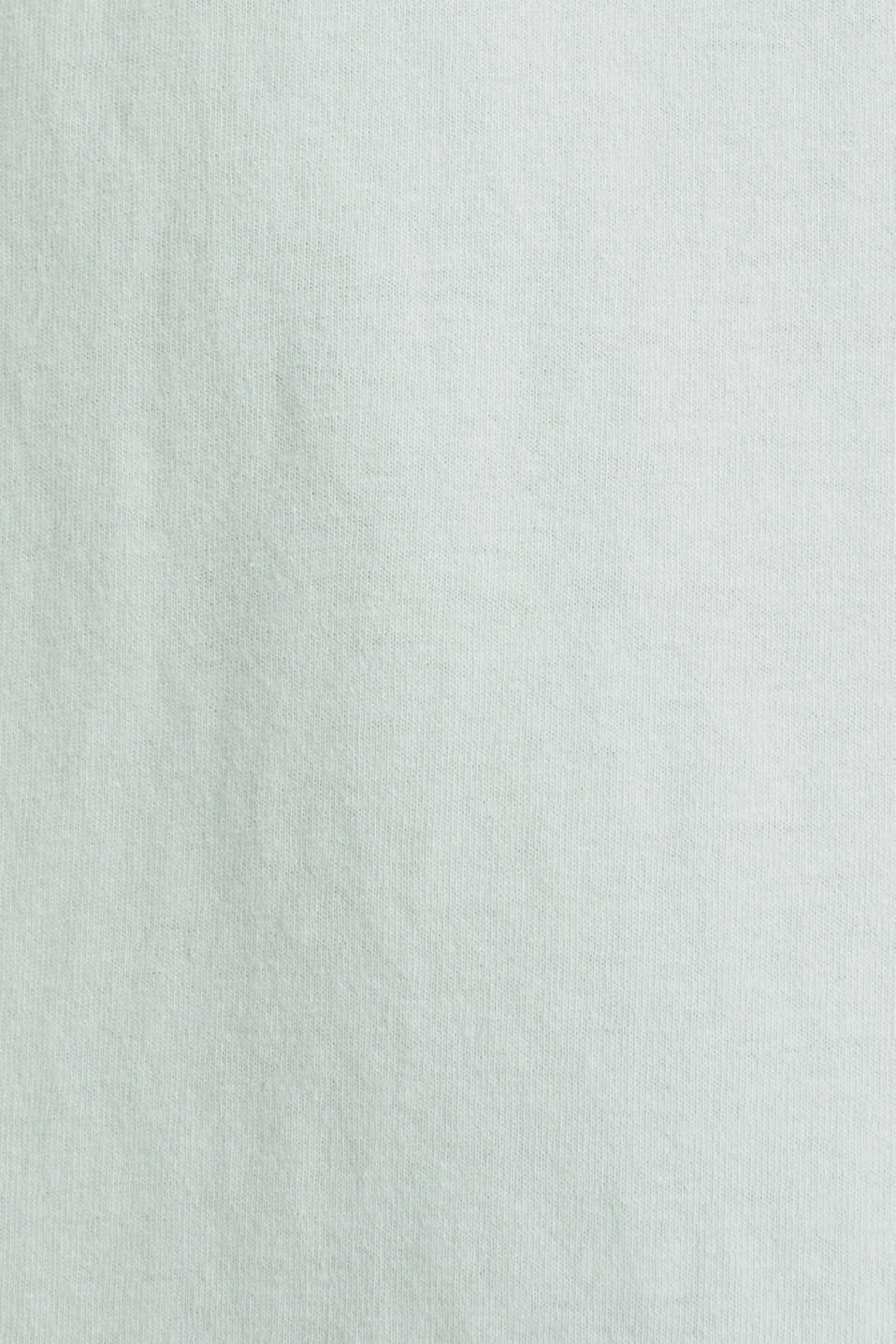Jersey nightshirt, 100% cotton, LIGHT AQUA GREEN, detail image number 3