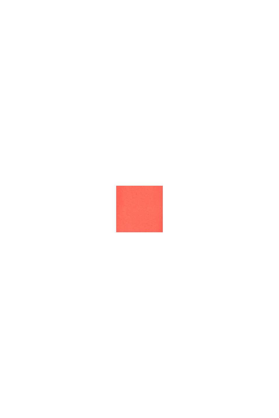 Zwemshort met printdetail, RED, swatch