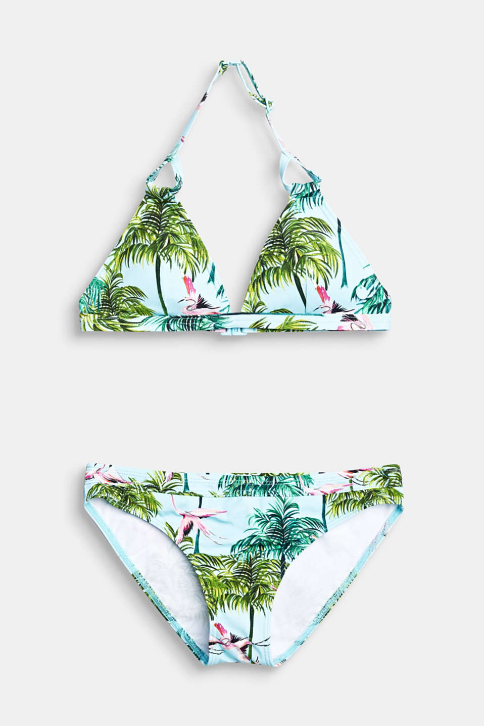 Esprit Neckholder Bikini Set mit leichter Wattierung im