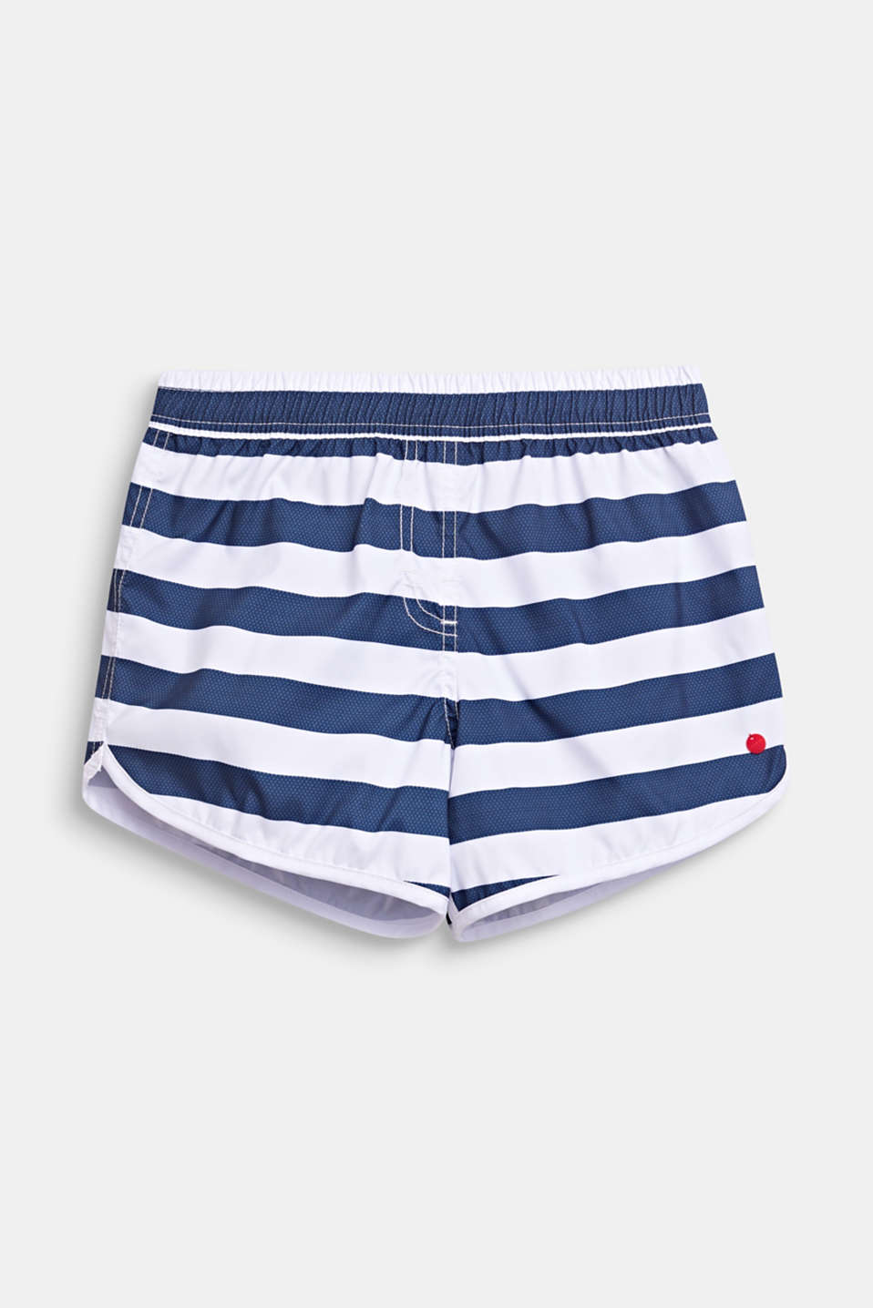 Esprit - Badeshorts i stribet look