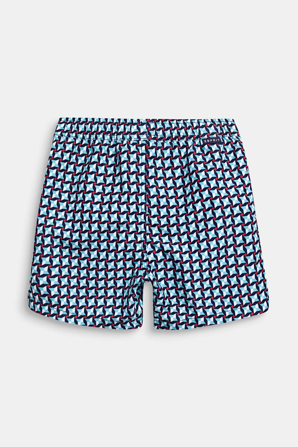 Quick-drying swim trunks, NAVY 2, detail image number 1