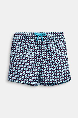 Quick-drying swim trunks