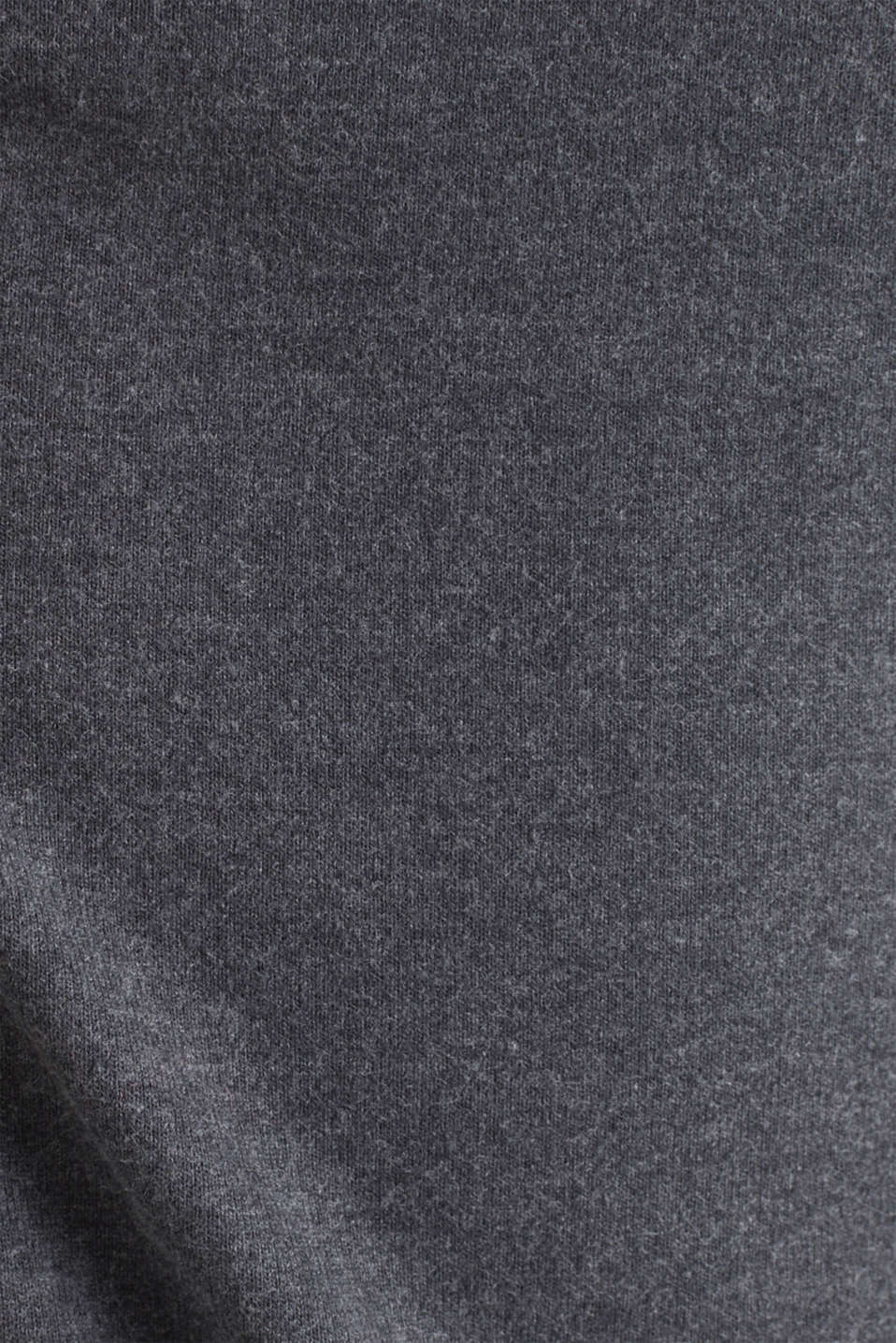 Lightweight sweatshirt with stripes and drawstring ties, ANTHRACITE 2, detail image number 4