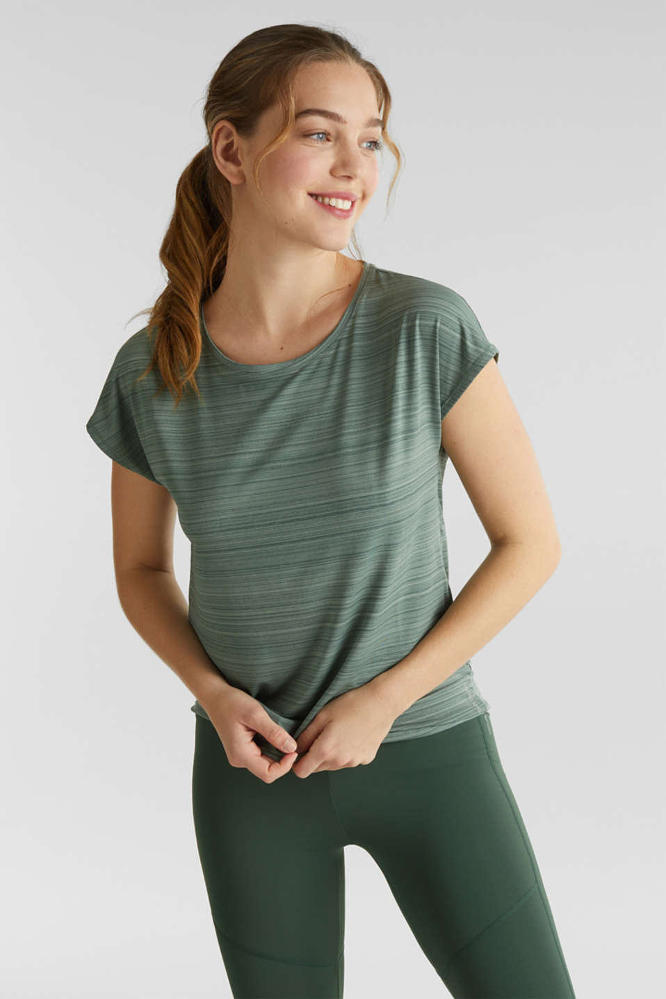 Esprit - Active E-DRY top with accents