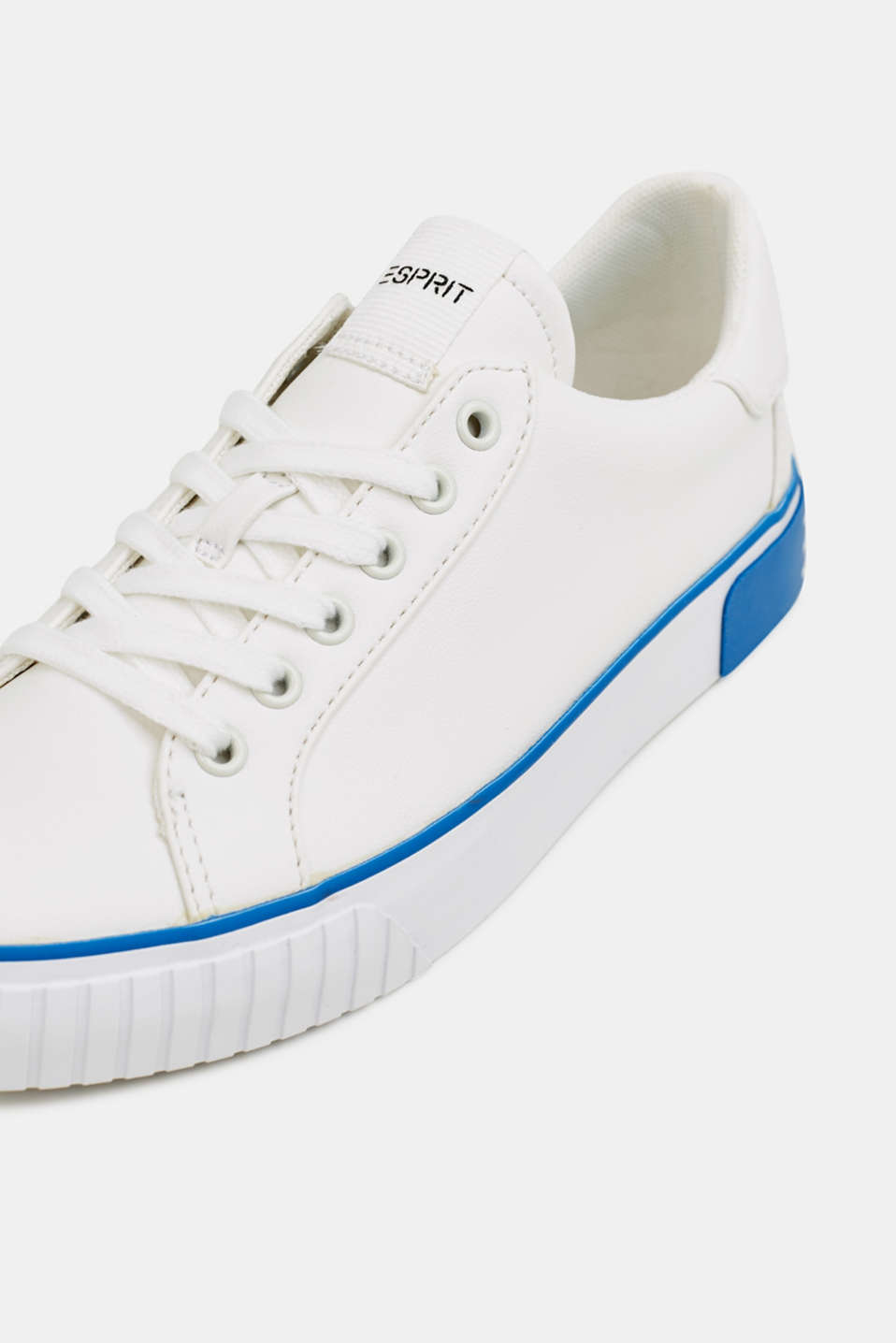 Trainers with contrasting details, BRIGHT BLUE, detail image number 5
