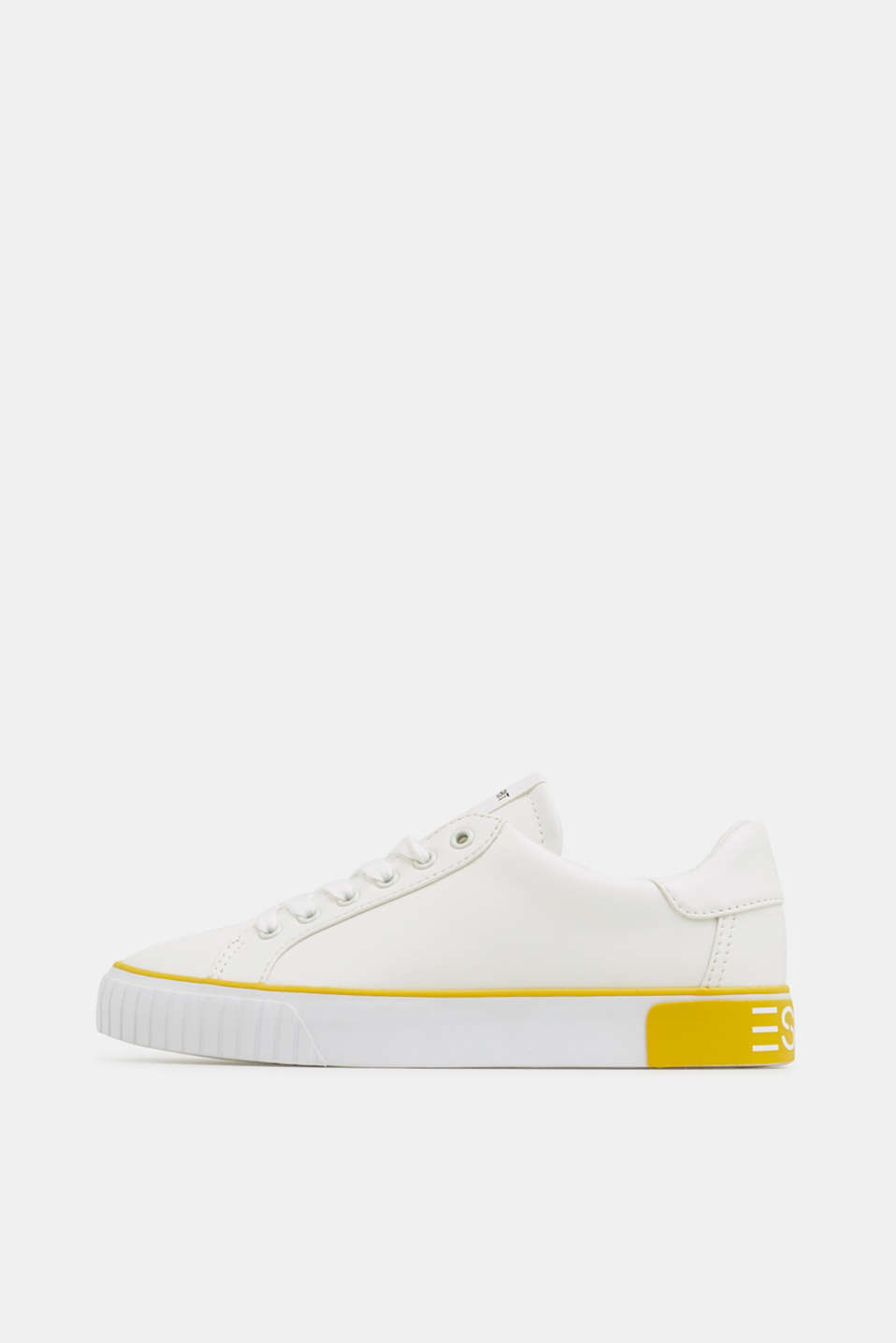 Esprit - Trainers with contrasting details