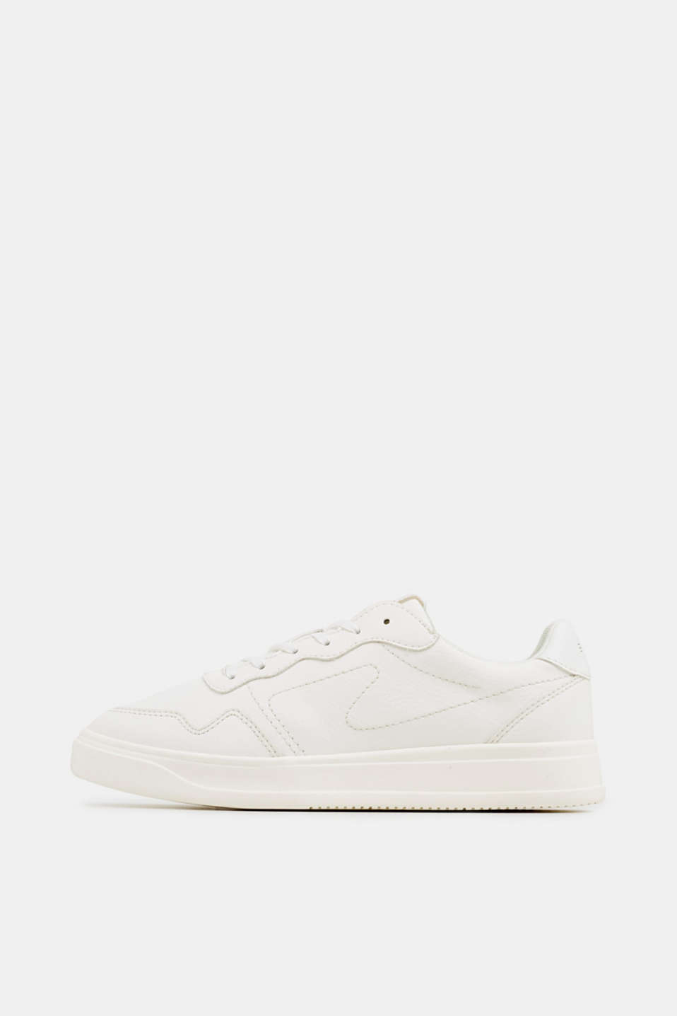 Esprit - Retro-Sneaker in Nubuk-Optik