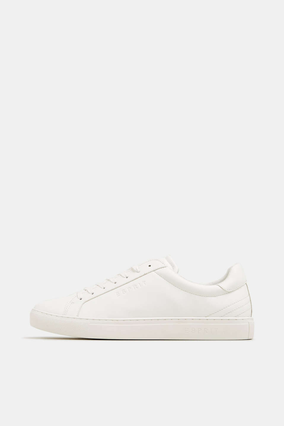 Esprit - Sneaker in Leder-Optik