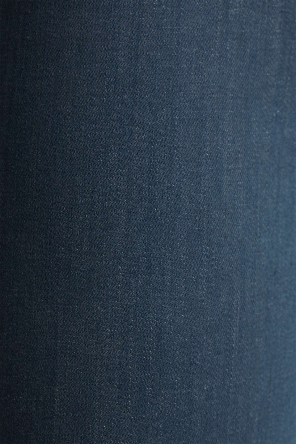 Shaping jeans in a double button design, GREY MEDIUM WASH, detail image number 4