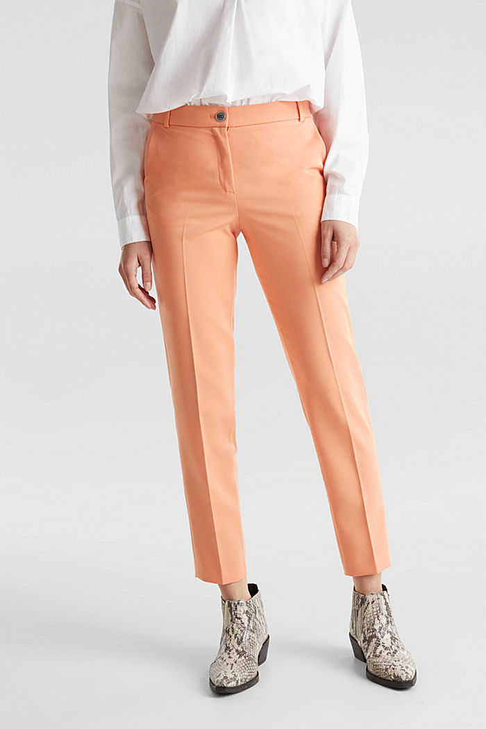 SPRING TWILL Mix + Match Hose, PEACH, detail image number 6