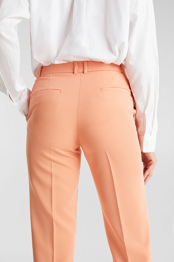 SPRING TWILL Mix + Match Hose, PEACH, detail image number 5