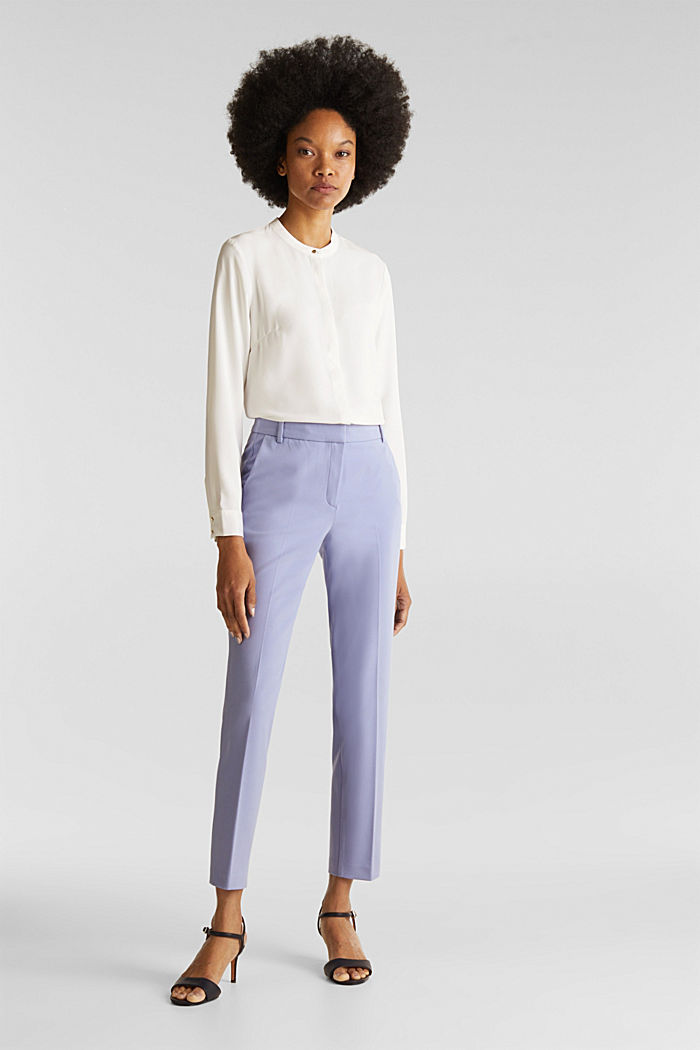 COLORED TWILL mix + match trousers