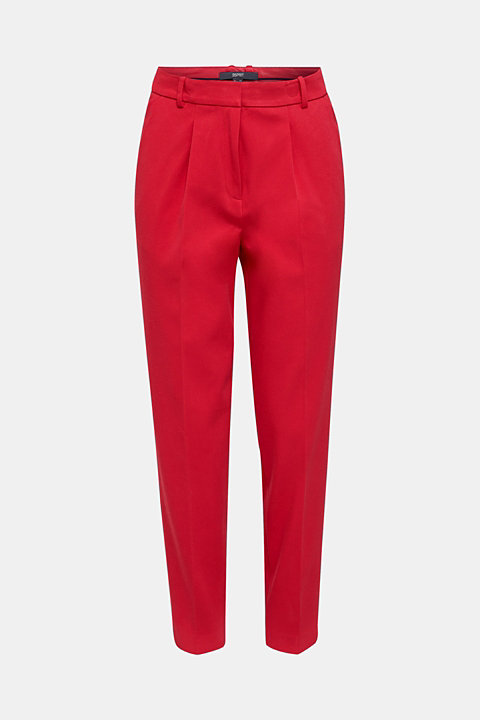 MODERN Mix + Match trousers with a high-rise waist