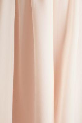 Swirling chiffon skirt, PASTEL PINK, detail