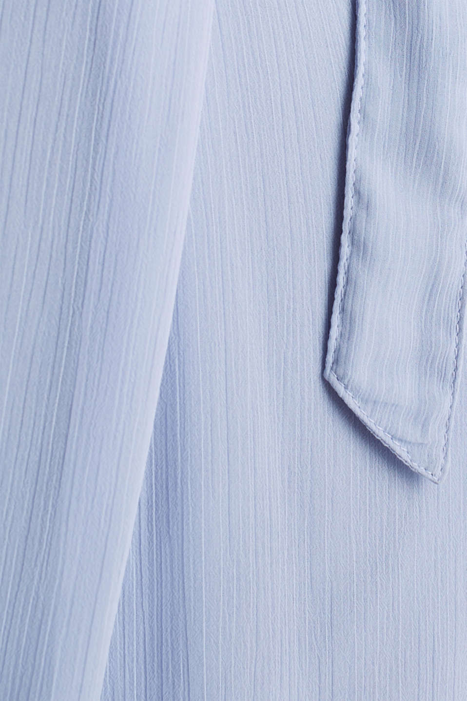 Maxi dress made of delicate crinkle chiffon, BLUE LAVENDER, detail image number 4