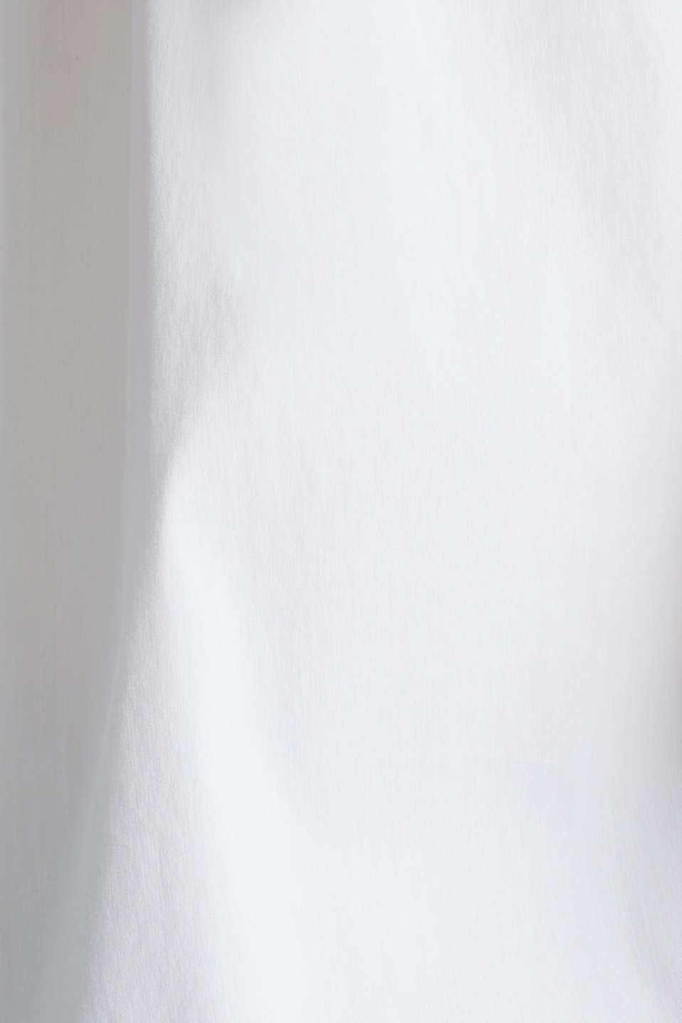 Stretch blouse with puff sleeves, WHITE, detail image number 4