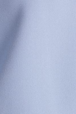Coat with piqué texture, BLUE LAVENDER, detail