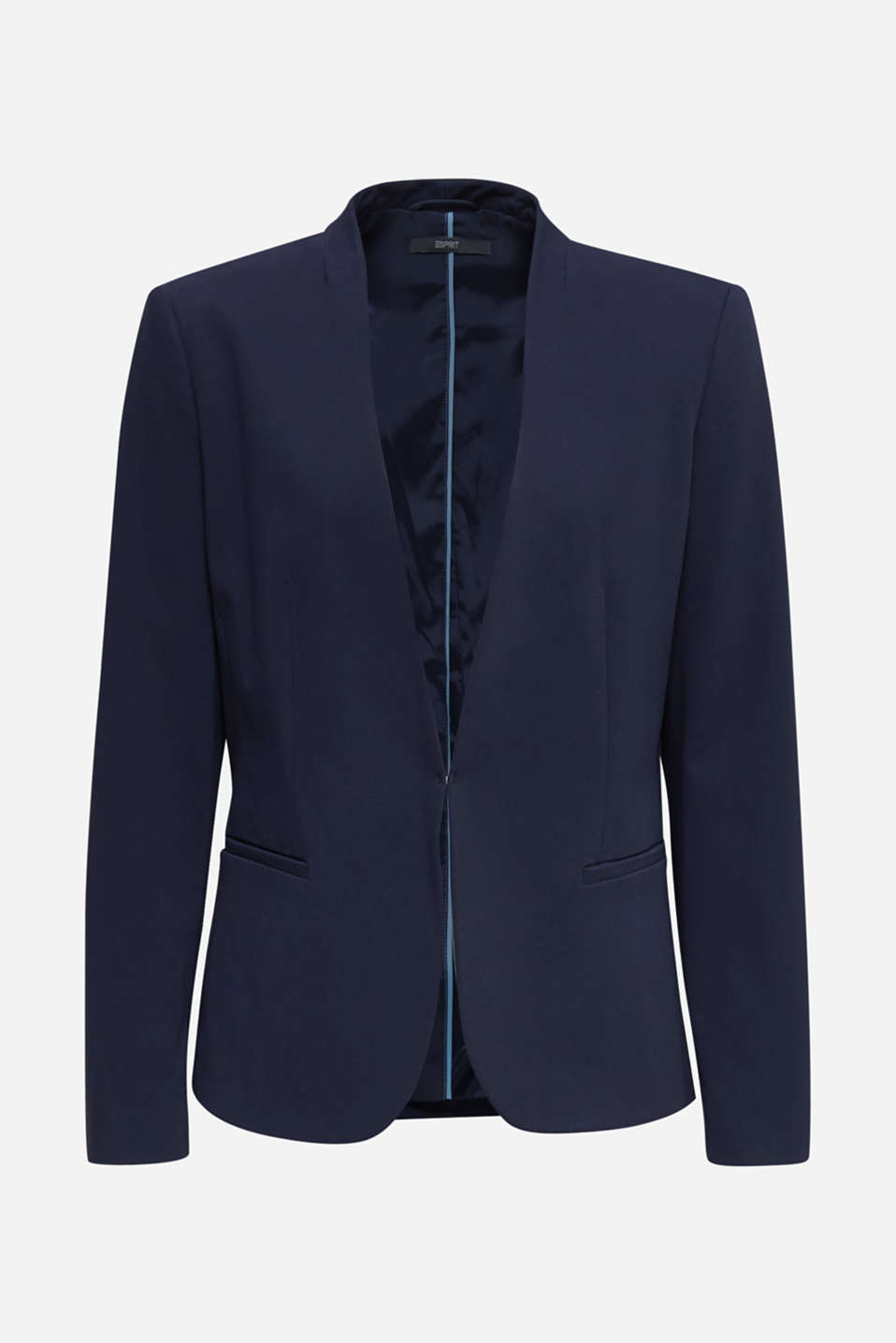 MODERN mix + match blazer, NAVY, detail image number 6
