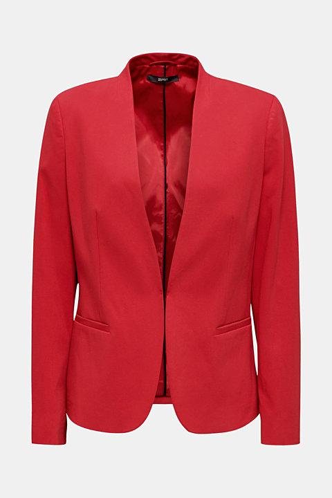 MODERN mix + match blazer