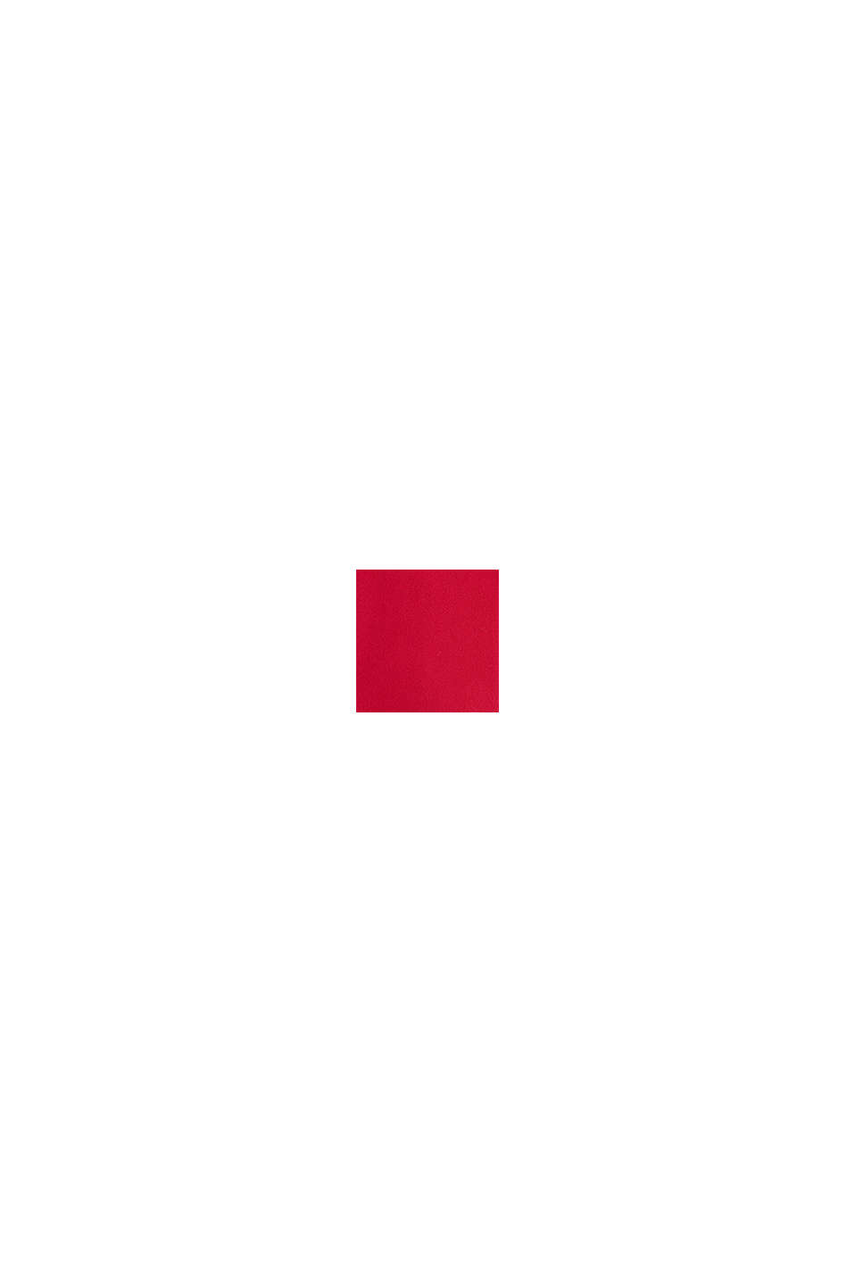 MODERN mix + match blazer, RED, swatch