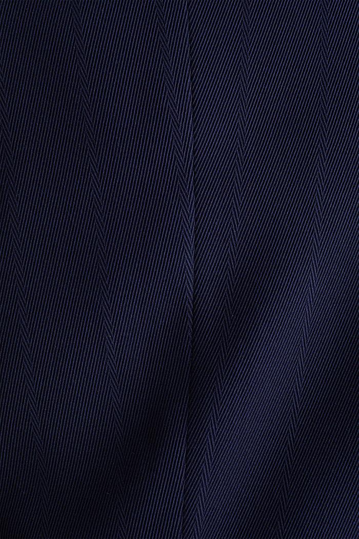 STRUCTURE STRIPES gestructureerde blazer, NAVY, detail image number 4