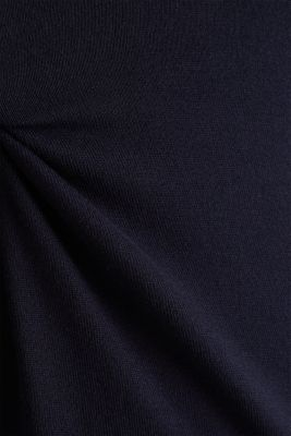 Jumper containing LENZING™ ECOVERO™, NAVY, detail