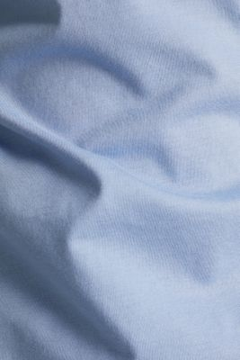 T-shirt with turn-up sleeves, BLUE LAVENDER, detail