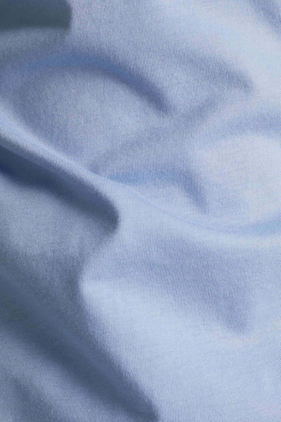 T-shirt with turn-up sleeves, BLUE LAVENDER, detail image number 4