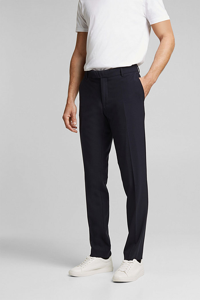 ACTIVE GRID mix + match: Trousers, DARK BLUE, detail image number 0