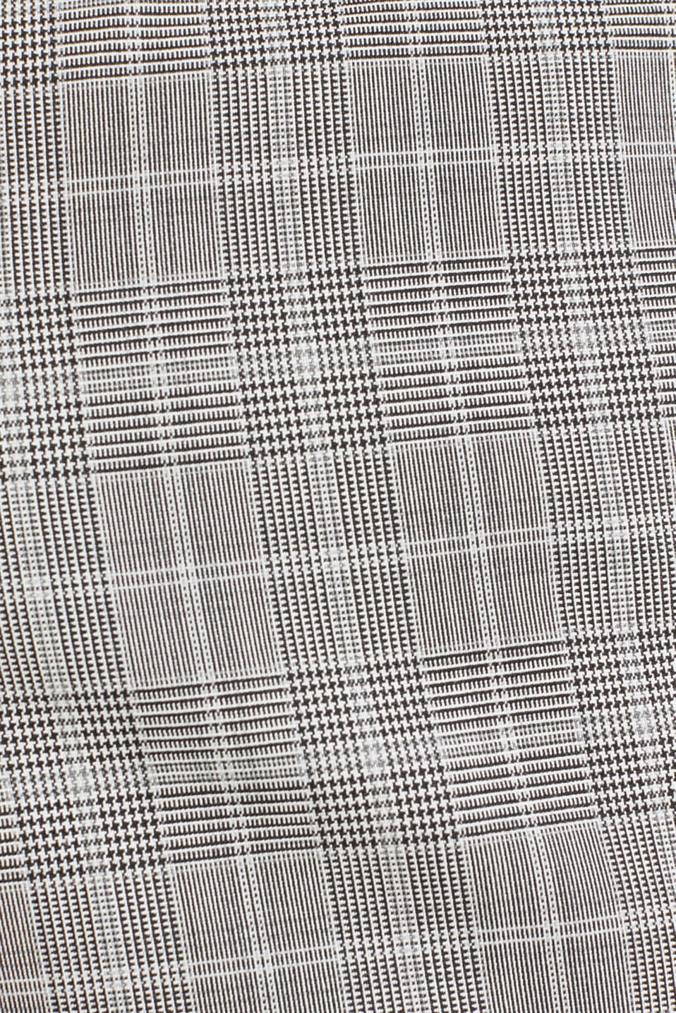 3-PIECE mix + match: Prince of Wales check trousers, LIGHT GREY 3, detail image number 4