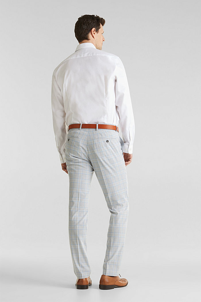 SUMMER CHECK mix + match: Trousers, LIGHT BLUE, detail image number 1