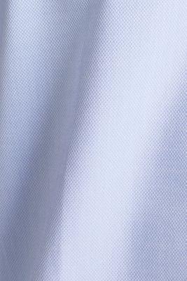 Textured shirt made of 100% cotton, LIGHT BLUE 5, detail