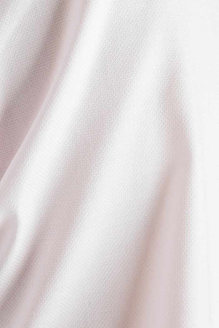Textured shirt made of 100% cotton, LIGHT PINK, detail image number 4
