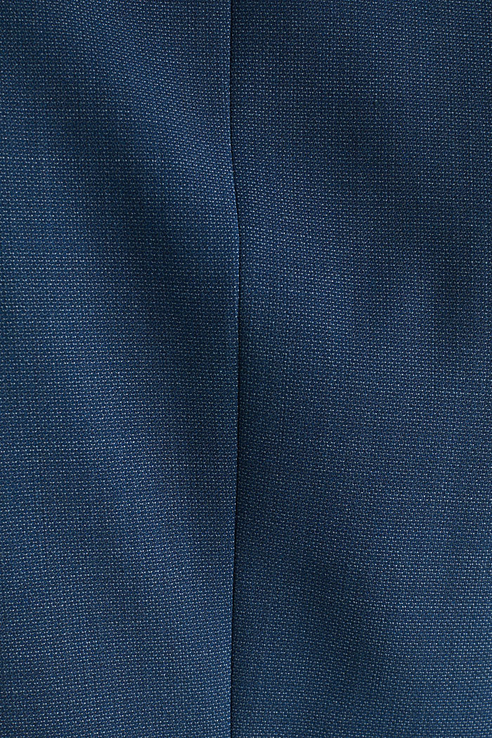 BLUE WOOL mix + match: sports jacket, BLUE, detail image number 5