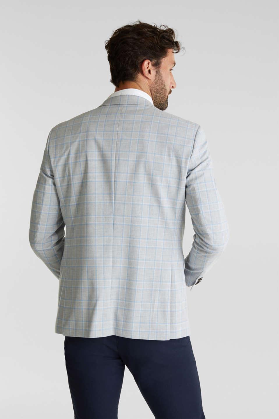 SUMMER CHECK mix + match: sports jacket, LIGHT BLUE 3, detail image number 3