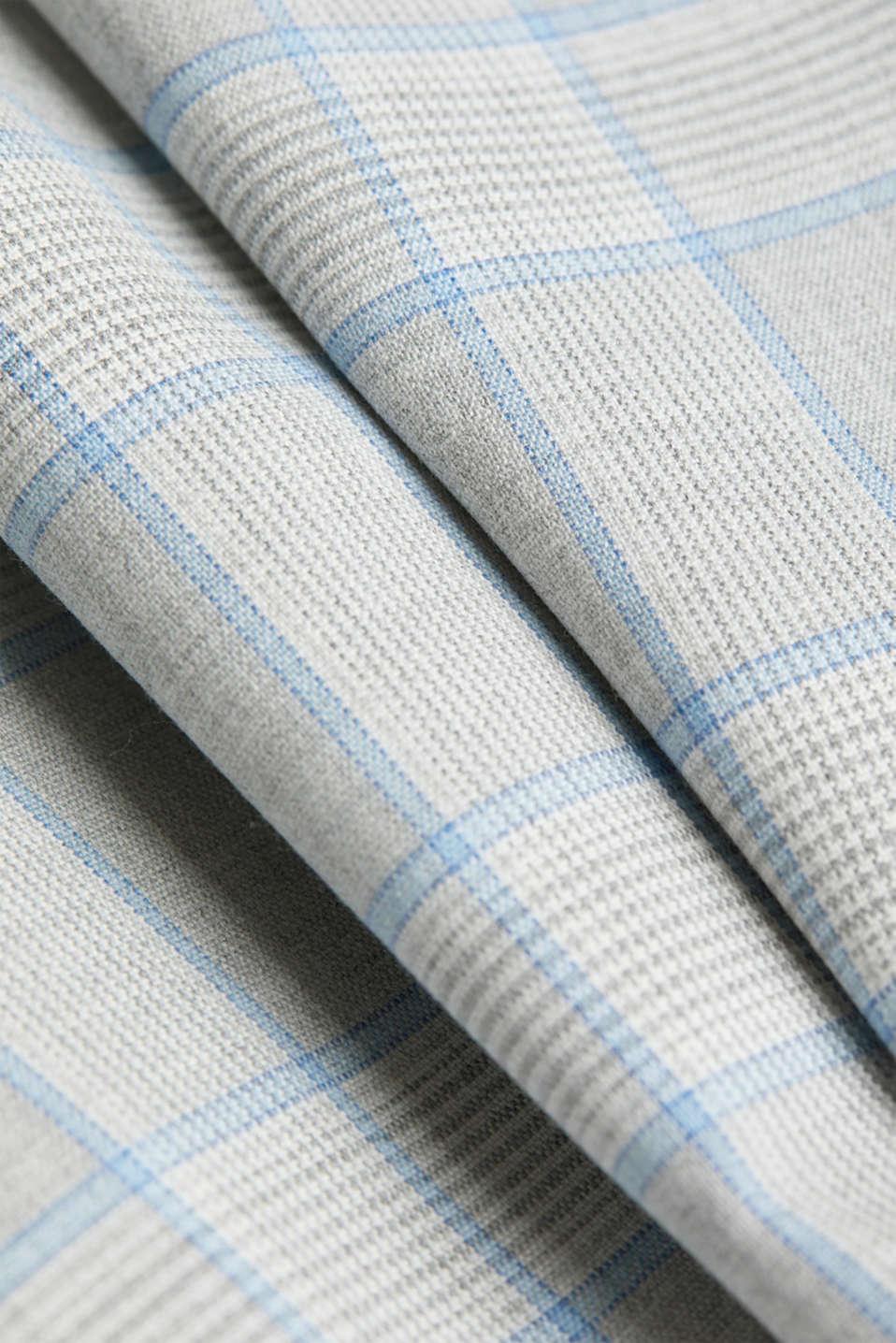 SUMMER CHECK mix + match: sports jacket, LIGHT BLUE 3, detail image number 4