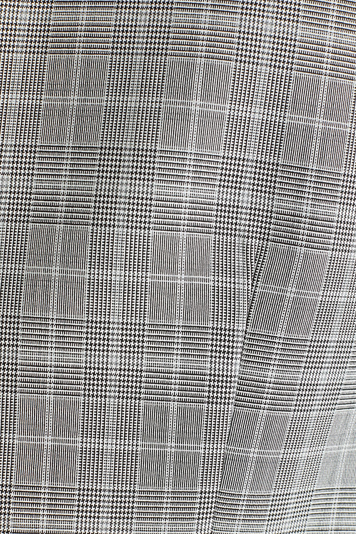 3-PIECE mix + match: Prince of Wales check waistcoat, LIGHT GREY, detail image number 4