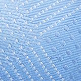 Tie with a polka dot texture, LIGHT BLUE 3, swatch