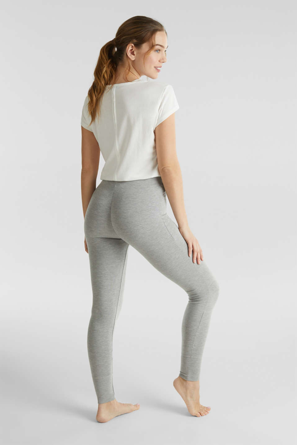 Leggings made of modal/TENCEL™, GREY 2, detail image number 2