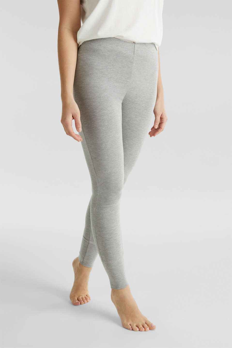 Leggings made of modal/TENCEL™, GREY 2, detail image number 4